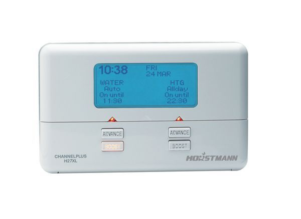 Horstmann Channelplus H17xl Time Control