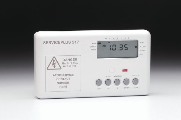 Horstmann Serviceplus S17r 7 Day Time Switch