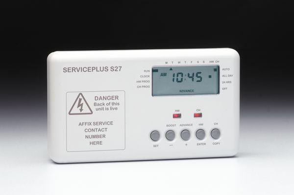 Horstmann Serviceplus S27r 7 Day Programmer