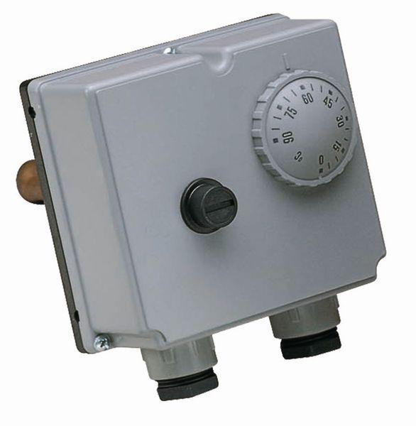 Danfoss 099-106200 Dual Thermostat Itd-100
