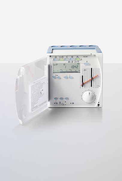 Siemens Rvl481 Domestic Hot Water Optimiser