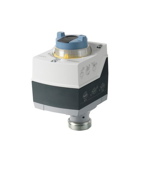Siemens Sas61.53 3 Position Electronic Motor Spring Return Valve Actuator 5.5Mm 230Vac 400N