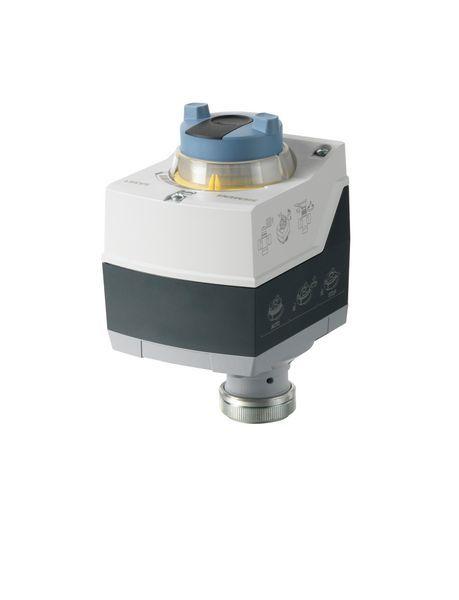 Siemens Sas81.00 3 Position Electronic Motor Non-Spring Return Valve Actuator 5.5Mm 230Vac 400N