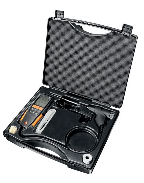 Testo 310 Entry Level Flue Gas Analyser With Pressure Measurement Standard Kit