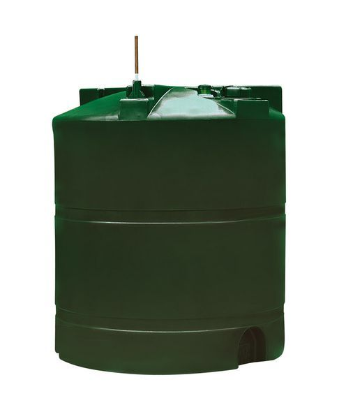 Kingspan Titan Vertical Talking Plastic Oil Tank 1300Ltr