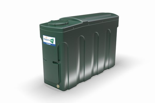 Kingspan Titan Bottom Outlet Slimline Oil Tank 2000Ltr