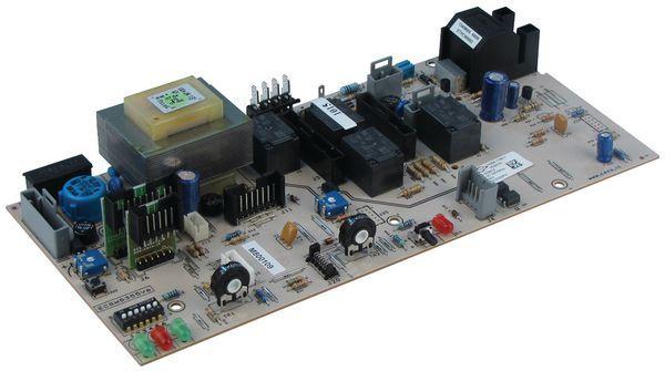 Biasi Bi1885101 Electronic Regulation Printed Circuit Board