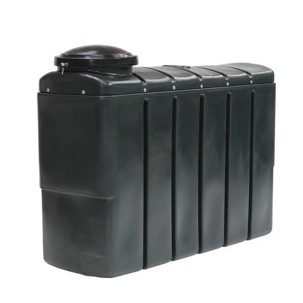 Star Multi 1000 Slimline Bunded Oil Tank