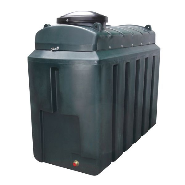 Star Multi 1225 Slimline Bunded Oil Tank
