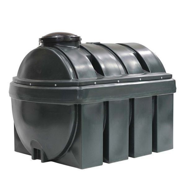 Star 1800 Horizontal Bunded Oil Tank