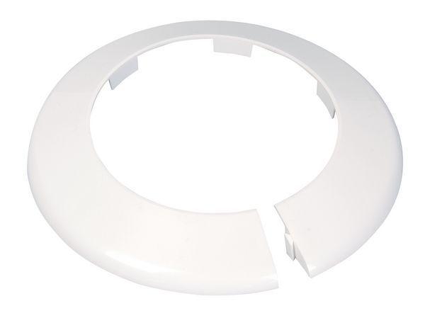 Talon Pipe Collar 110Mm White