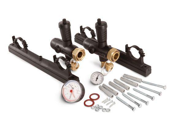 Hep2o Underfloor Heating Composite Manifold Starter Pack
