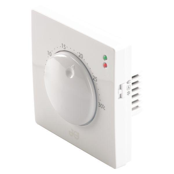 Jg Underfloor Dial Stat Thermostat 230V