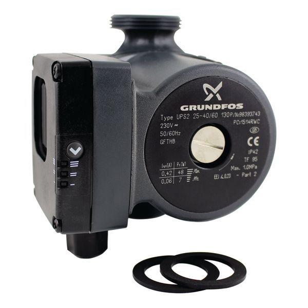 Speedfit 6M 'A' Rated Grundfos Pump