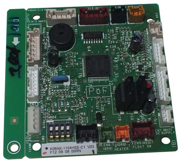 Fuj Controller Pcb K06ak0905hse-C1