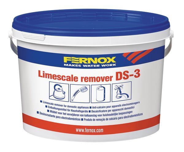 Fernox Ds-3 Limescale Remover Tub 2Kg