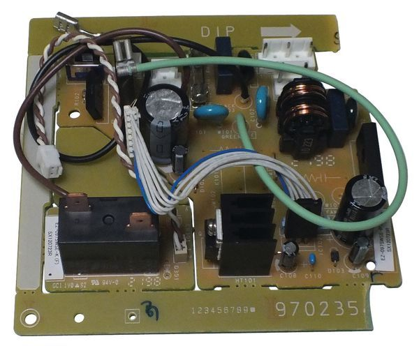 Fuj P/S & Relay Pcb Assembly