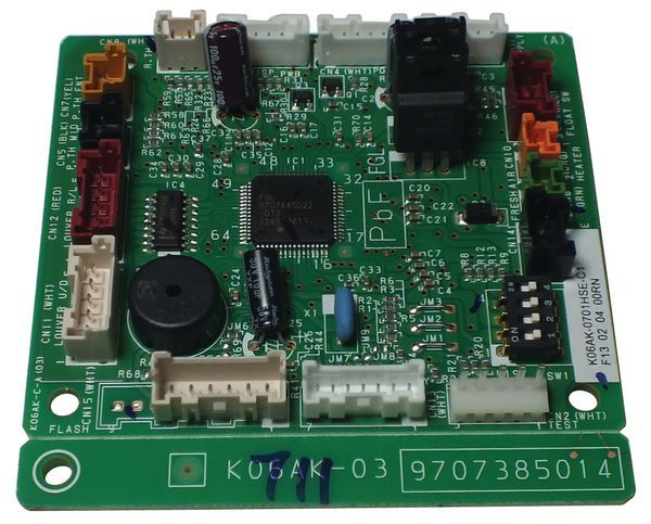 Fuj Cont Pcb Assembly 9707393200