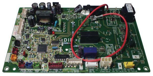 Fuj Controller Pcb K05cu080ghue-C1