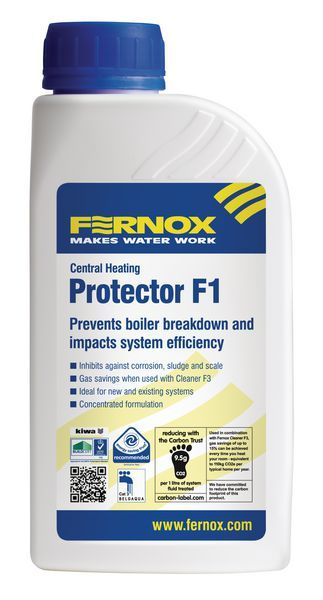 Fernox F1 F1 Central Heating Protector 500 Ml