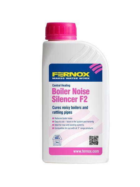 Fernox F2 Boiler Noise Silencer 500Ml