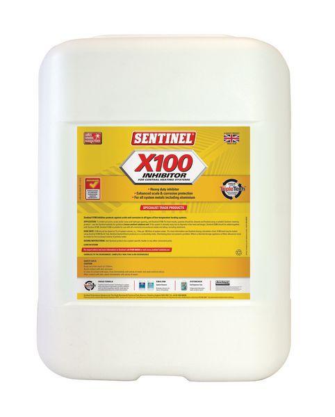 Sentinel X100 Inhibitor 20 Ltr
