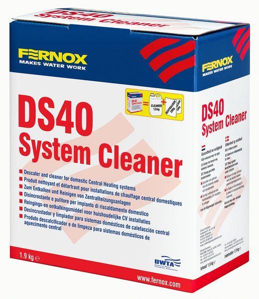 Fernox Ds-40 System Cleaner 1.90 Kg
