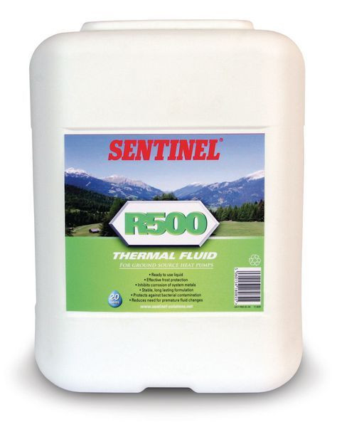 Sentinel R500 R500 Ground Source Heating Pump Thermal Fluid 20 Ltr