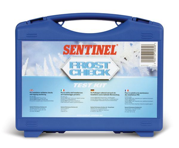 Sentinel Frost Check Test Kit