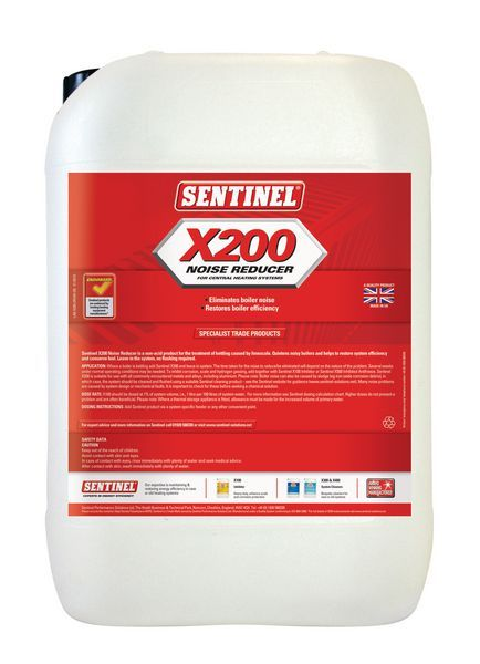 Sentinel X200 Noise Reducer 10 Ltr