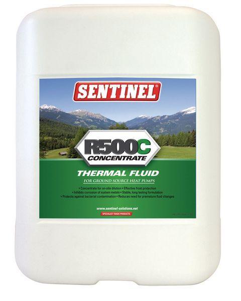 Sentinel R500c R500c Ground Source Heating Pump Thermal Fluid 1000 Ltr