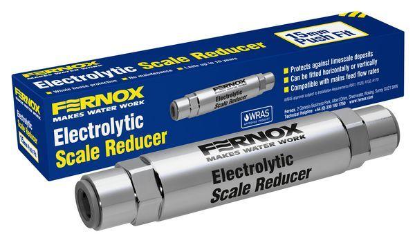 Fernox Electr Scale Reducer Pushfit 15Mm