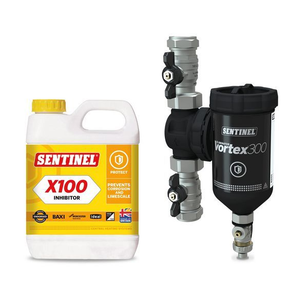 Grant Grant Grant Vortex Filter Pack 300Ml 22Mm Valves & X100