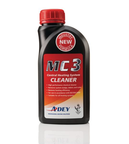 Adey Mc3 Central Heating Cleaner 500Ml