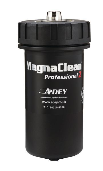 Adey Magnaclean Professional 2 22Mm Black