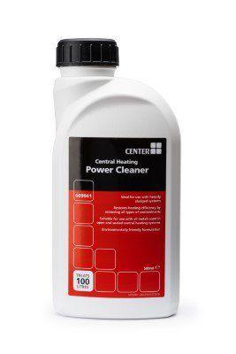 * Center Brand Heating System Power Cleaner 500Ml