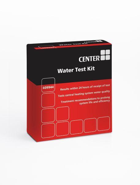 * Center Brand Domestic Water Test Kit