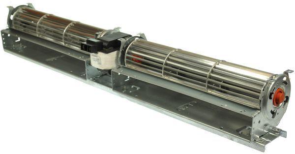 Cross Flow Fan Double 270Mm Wheel Length