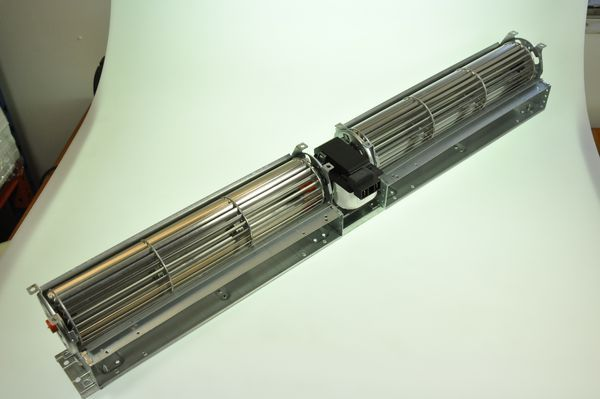 Cross Flow Fan Double 300Mm Wheel Length