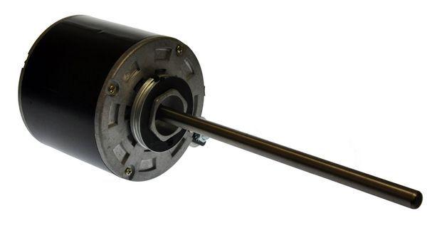 120 Range 50Watt 6 Pole Single Shaft