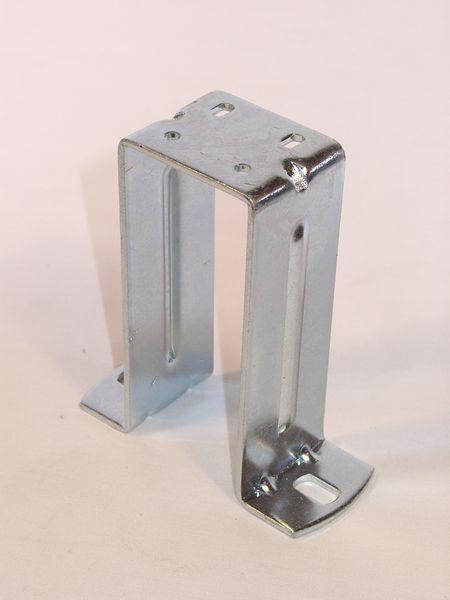 Pedestal Bracket Straight Leg 39X81