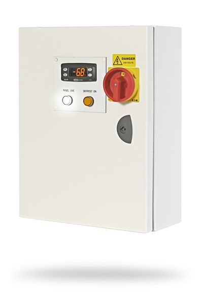 Gb Controls Gbse-Eew-02E Ew+ Evaporator Panel With 1 Phase Fans (4.5A) 3 Phase Ed 12.4Kw