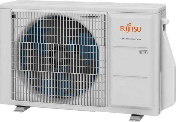 Fujitsu R32 Compact Cassette Outdoor Unit 2.5Kw