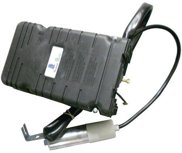 Lun Caj 9510Z F Electrics Box Complete
