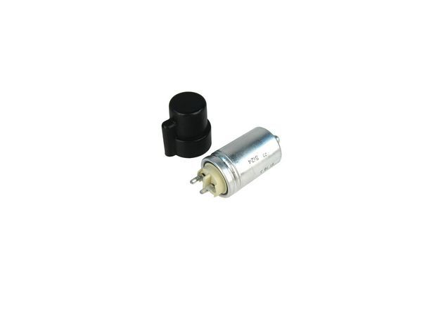 Worcester 87161566650 3 Uf Capacitor For Aeg Motor [+/-5%]