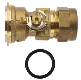 Worcester 87161480050 Domestic Water Valve 15Mm