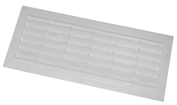 Airflow Bt4w Plastic Door Vent 10X4 White