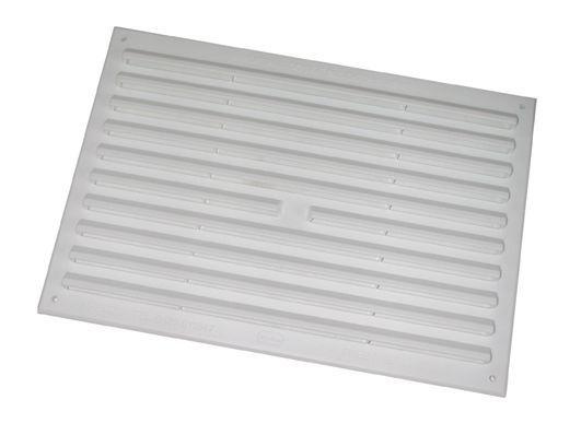 Airflow Rvh96 Plastic Vent 9 X 6 White