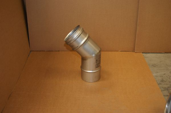 Powrmatic Nv 30-50 Elbow To Suit 45Degree