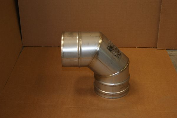 Powrmatic Nv 60-140 Elbow To Suit 45Degree